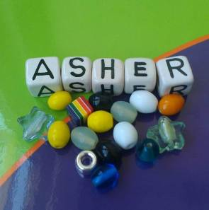 Asher beads