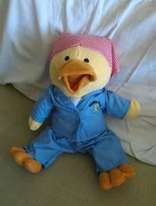 Chemo duck