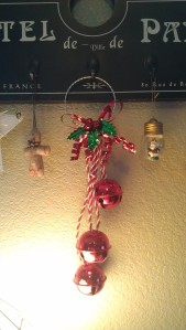 Christmas bells decoration