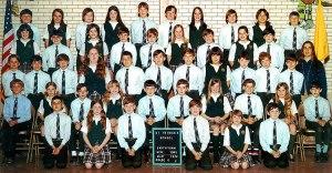 Class of kids