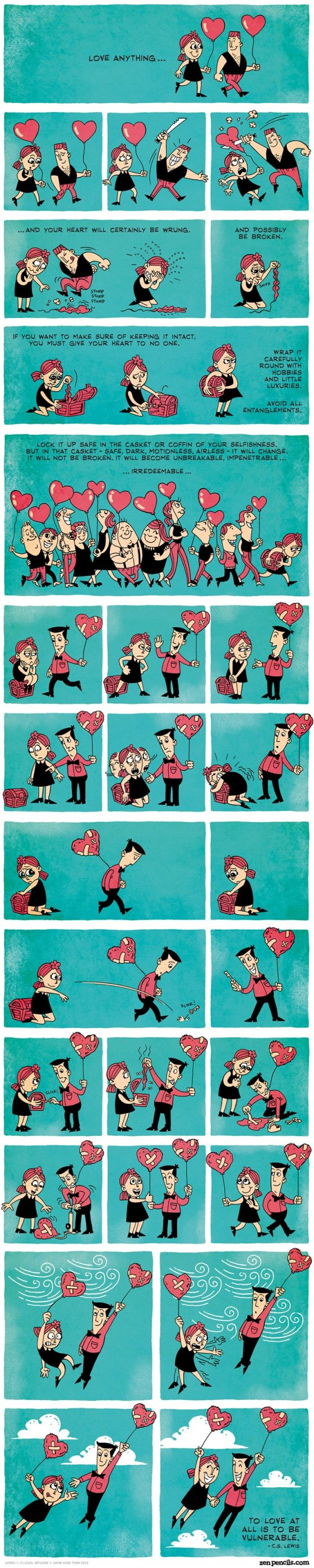 Love is............